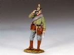 Artillery Officer with Binos (1914)