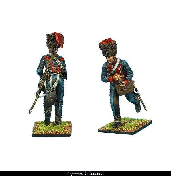 SYW016 Russian Artillery Gunner with Cartridge by First Legion