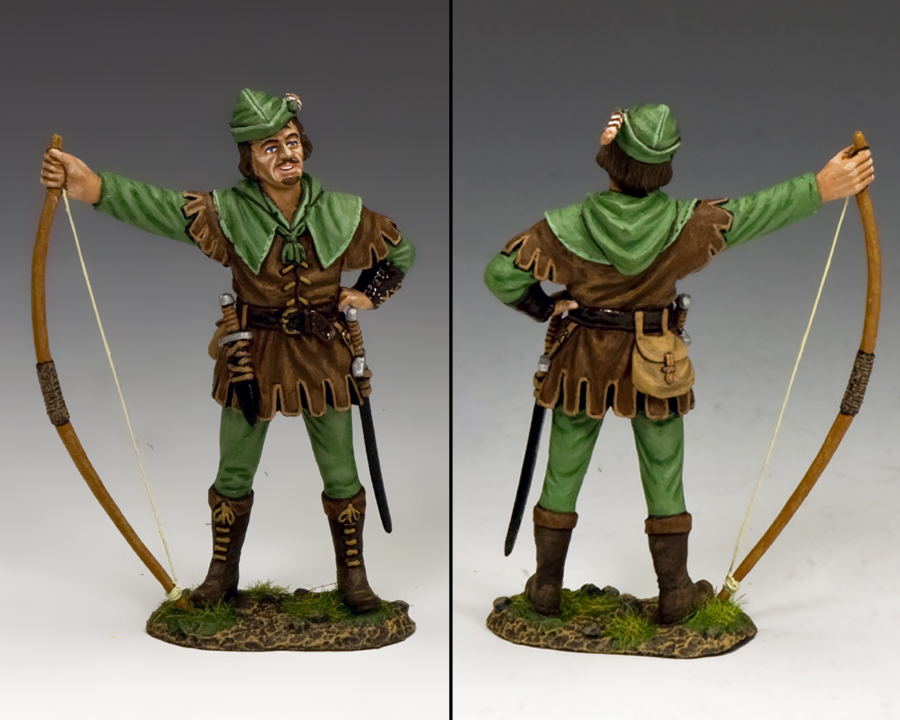 a635e89d822 Robin Hood figurines et collections