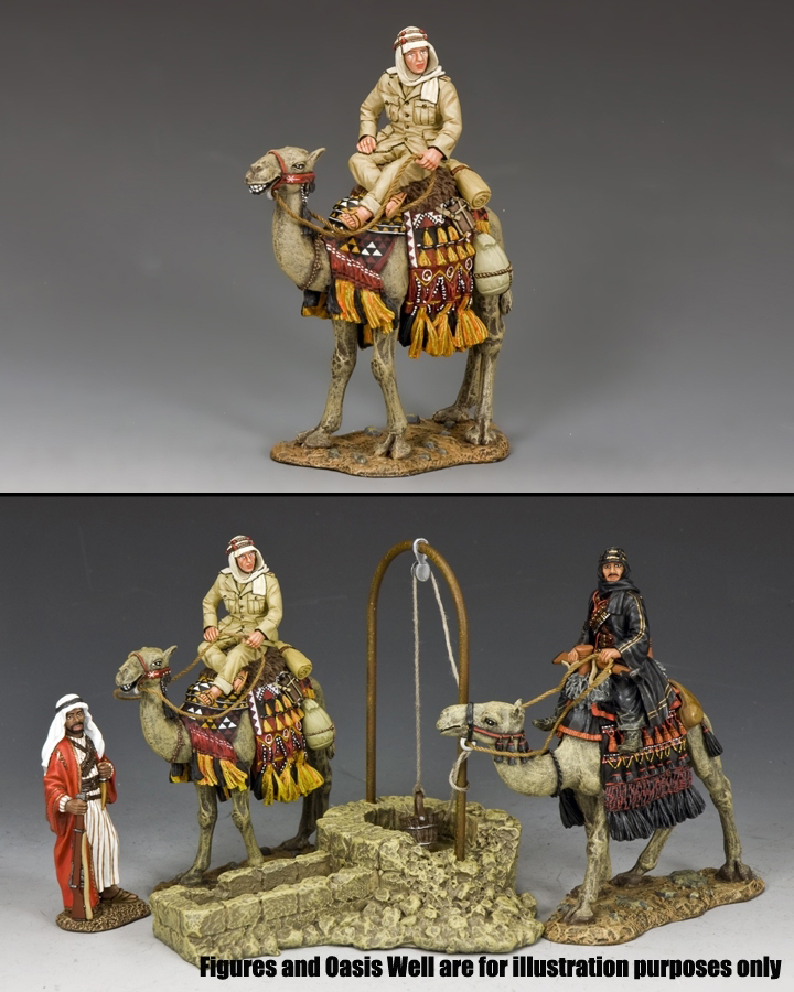 lawrence of arabia figurines et collections. Black Bedroom Furniture Sets. Home Design Ideas