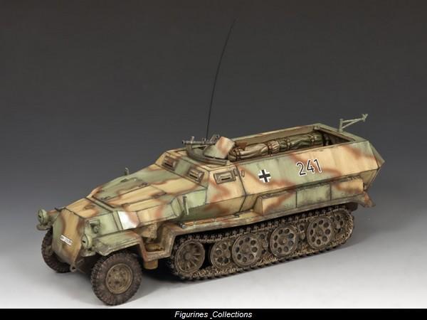 Sd Kfz 251 Half Track