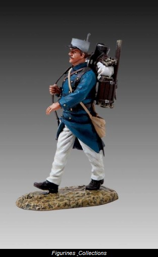 french foreign legion figurines et collections. Black Bedroom Furniture Sets. Home Design Ideas