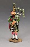 93rd Highlander Piper