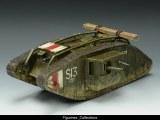 FW157 British Mark IV Desert Tank RETIRED
