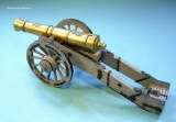 British Brass 24pdr Gun