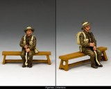 Sitting Anzac Single (New South Wales)