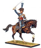 French Aide-de-Camp Charging