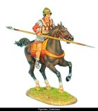 FL AG019 Macedonian Hetairoi with Spear 1
