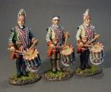 Louisbourg Grenadiers, 45-22-40th Regiment of Foot Drummer