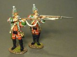 Louisbourg Grenadiers, 45th Regiment of Foot