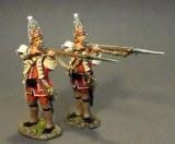 Louisbourg Grenadiers, 40th Regiment of Foot, 2 Grenadiers