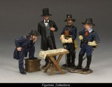 CW102 Abraham Lincoln & His Generals RETIRED