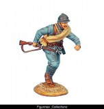 French Infantry Charging 3
