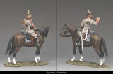 FW128 Mounted Infantry Officer w/Binos