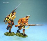 JJD JR-23 Lowland Infantry Attacking With Musket