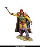 Persian Commander on Foot
