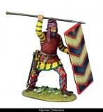 Persian Heavy Infantry Shield Bearer #1