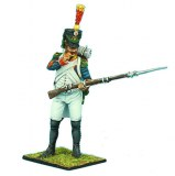French 18th Line Infantry Voltigeur Corporal Biting Cartridge