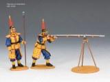 IC042 Imperial Match Lock Gun Team B