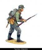 FL GW004 German Standing Loading - 62nd Infantry Division