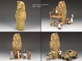 AE047 The Mummy Statue RETIRED