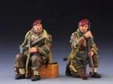 Paras Tank riders