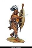 FL ZUL021 uThulwana Zulu Warrior Charging