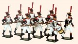 French Line Infantry Grenadiers