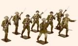 British Infantry 1916