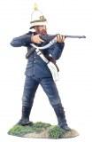 British Natal Mounted Police Standing Firing