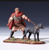 AE 6423 Tribune Agricola w/Sword and Dog