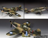 AF045 The Flying Tigers P40""