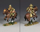 AL096 Australian Light Horse Trooper w/ Rifle