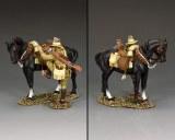 AL106 ALH Trooper Mounting Up (Black Horse Version) PRE ORDER