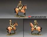 AL107 ALH Officer Turning-in-the Saddle PRE ORDER