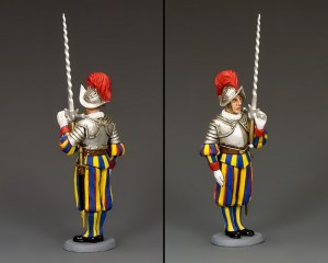 CE026 Swiss Guard Recruit PRE ORDERCE027 Guardsman w/Two-Handed Sword PRE ORDER