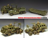 DD318-S01 DD318 Diamond T with DD104(SL) M26 Recovery Vehicle
