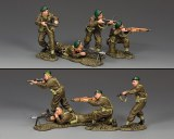 DD331 Free French Commandos Set #1