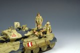 EA030 Eighth Army Tank Riders RETIRE