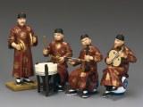 HK289M The Opera Musicians Set ( Matt)