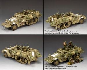 IDF020 The Israeli Army M3 Halftrack PRE ORDER