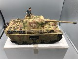 WS023 Panther Ausf G with Commander in Amubush Pattern RETIRED