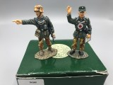 WS005 Two German Military Police RETIRED