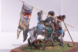 Jeanne D'arc on battle