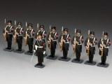 LAH-S03 Leibstandarte On Parade #2 (10 Soldats)