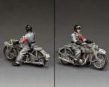 LAH256 The NSKK Motorcyclist