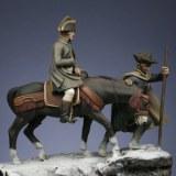 BFA - Kit à peindre - Bonaparte franchissant les Alpes le 20 mai 1800