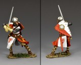 MK169 'Knight Fighting Double-Handed'' PRE ORDER