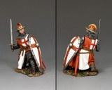 MK191 Kneeling Crusader