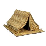 FL ROM172 Roman Legionary Camp Tent - Open